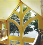 Large Arch Windows